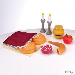 My First Rosh Hashanah Food Set