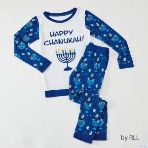 Chanukah Pajamas 2T-3T