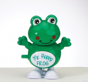 Passover Wind Up Hoppy Frog