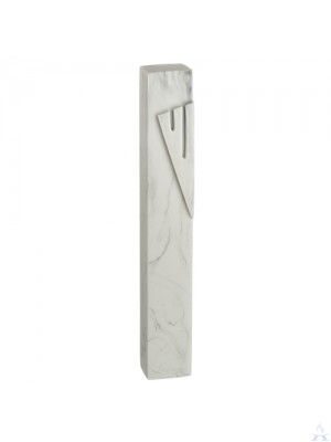 Mezuzah Cover Stone Design