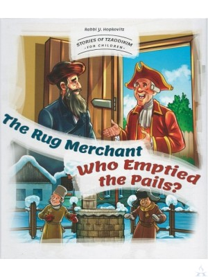 Stories Of Tzaddikim #5 The Rug Merchant