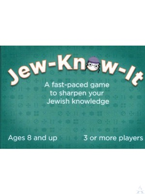 Jew-Know-It Card Game